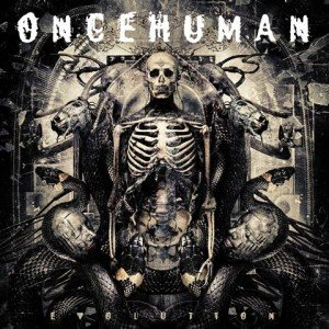 Once Human - Evolution album artwork, Once Human - Evolution album cover, Once Human - Evolution cover artwork, Once Human - Evolution cd cover