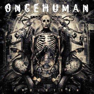 Once Human - Evolution album artwork, Once Human - Evolution album cover, Once Human - Evolution cover artwork, Once Human - Evolution cd cover