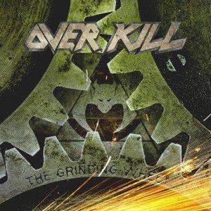 OVERKILL - The Grinding Wheel album artwork, OVERKILL - The Grinding Wheel album cover, OVERKILL - The Grinding Wheel cover artwork, OVERKILL - The Grinding Wheel cd cover