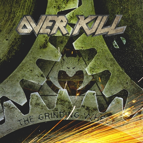 OVERKILL - The Grinding Wheel album artwork, OVERKILL - The Grinding Wheel album cover, OVERKILL - The Grinding Wheel cover artwork, OVERKILL - The Grinding Wheel cd cover