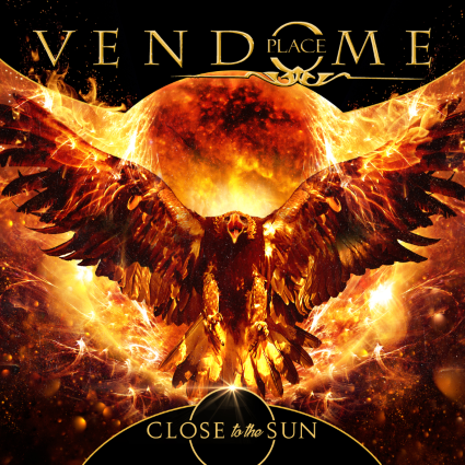 PLACE VENDOME - Close to the Sun album artwork, PLACE VENDOME - Close to the Sun album cover, PLACE VENDOME - Close to the Sun cover artwork, PLACE VENDOME - Close to the Sun cd cover