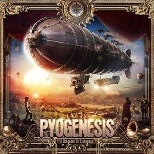 Pyogenesis - A Kingdom To Disappear album artwork, Pyogenesis - A Kingdom To Disappear album cover, Pyogenesis - A Kingdom To Disappear cover artwork, Pyogenesis - A Kingdom To Disappear cd cover, afm records