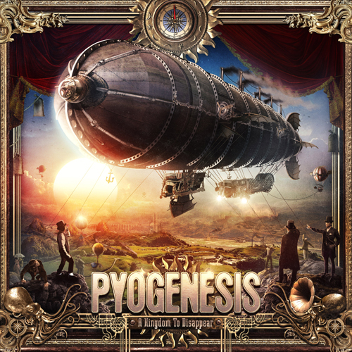 Pyogenesis - A Kingdom To Disappear album artwork, Pyogenesis - A Kingdom To Disappear album cover, Pyogenesis - A Kingdom To Disappear cover artwork, Pyogenesis - A Kingdom To Disappear cd cover, afm records
