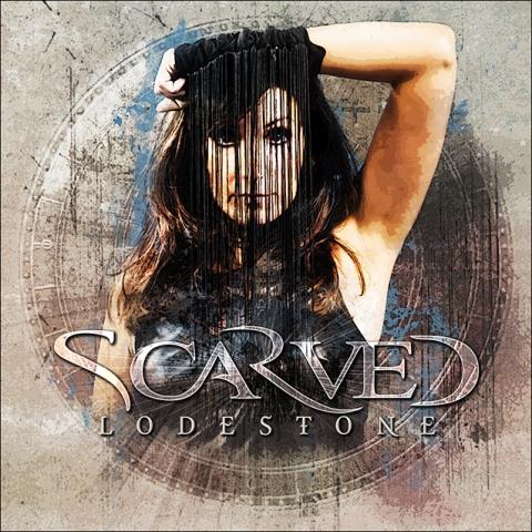 Scarved - Lodestone album artwork, Scarved - Lodestone album cover, Scarved - Lodestone cover artwork, Scarved - Lodestone cd cover