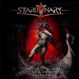 Starbynary - Divina Commedia Inferno album artwork, Starbynary - Divina Commedia Inferno album cover, Starbynary - Divina Commedia Inferno cover artwork, Starbynary - Divina Commedia Inferno cd cover