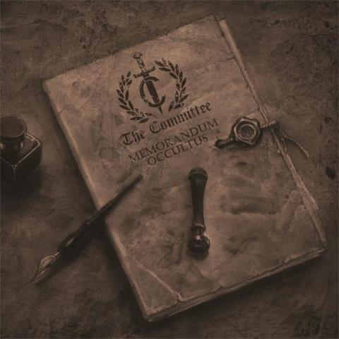 The Committee - Memorandum Occultus album artwork, The Committee - Memorandum Occultus album cover, The Committee - Memorandum Occultus cover artwork, The Committee - Memorandum Occultus cd cover