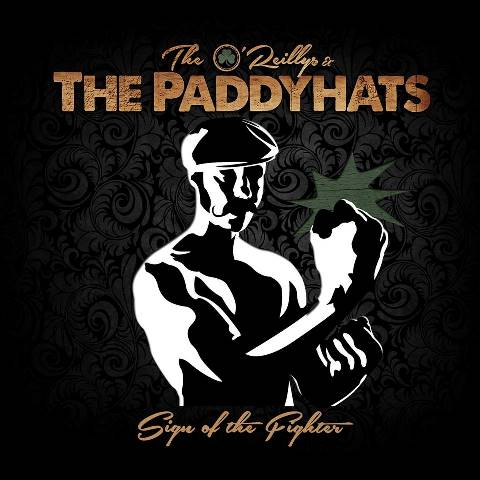 The O Reillys and the Paddyhats – Sign of the Fighter album artwork, The O Reillys and the Paddyhats – Sign of the Fighter cover artwork, The O Reillys and the Paddyhats – Sign of the Fighter album cover, The O Reillys and the Paddyhats – Sign of the Fighter cd cover