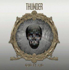 Thunder - Rip It Up album artwork, Thunder - Rip It Up album cover, Thunder - Rip It Up cover artwork, Thunder - Rip It Up cd cover