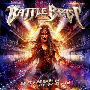 battle beast - Bringer of Pain album artwork, battle beast - Bringer of Pain album cover, battle beast - Bringer of Pain cover artwork, battle beast - Bringer of Pain cd cover