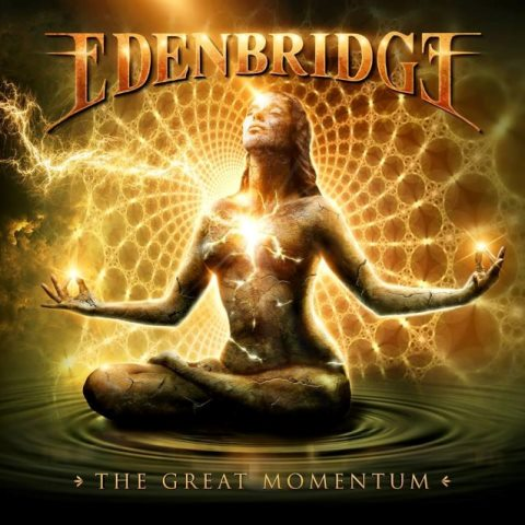 EDENBRIDGE - THE GREAT MOMENTUM album artwork, EDENBRIDGE - THE GREAT MOMENTUM cover artwork, EDENBRIDGE - THE GREAT MOMENTUM album cover, EDENBRIDGE - THE GREAT MOMENTUM cd cover