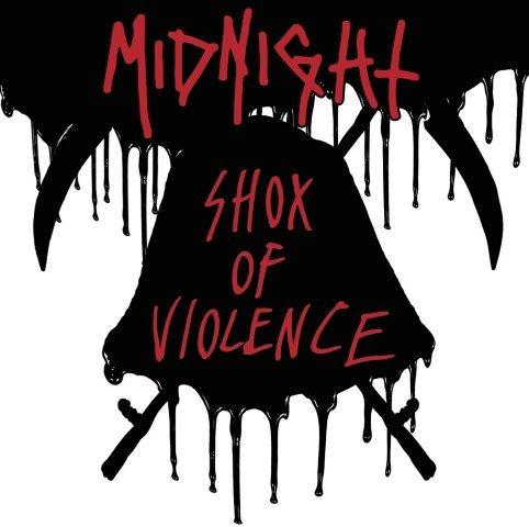 midnight - shox of violence album artwork, midnight - shox of violence album cover, midnight - shox of violence cover artwork, midnight - shox of violence cd cover