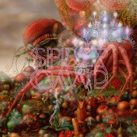 spidergawd - IV album artwork, spidergawd - IV album cover, spidergawd - IV cover artwork, spidergawd - IV cd cover