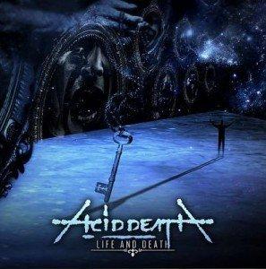 ACID DEATH - LIFE AND DEATH album artwork, ACID DEATH - LIFE AND DEATH cover artwork, ACID DEATH - LIFE AND DEATH album cover, ACID DEATH - LIFE AND DEATH cd cover