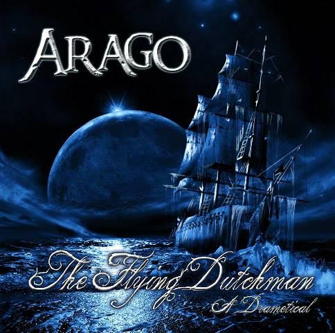 Arago - The Flying Dutchman album artwork, Arago - The Flying Dutchman album cover, Arago - The Flying Dutchman cover artwork, Arago - The Flying Dutchman cd cover