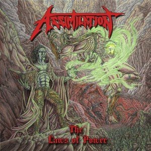 Assimilation - The Laws Of Power album artwork, Assimilation - The Laws Of Power album cover, Assimilation - The Laws Of Power cover artwork, Assimilation - The Laws Of Power cd cover