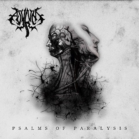 Asylum - Psalms Of Paralysis album artwork, Asylum - Psalms Of Paralysis album cover, Asylum - Psalms Of Paralysis cover artwork, Asylum - Psalms Of Paralysis cd cover