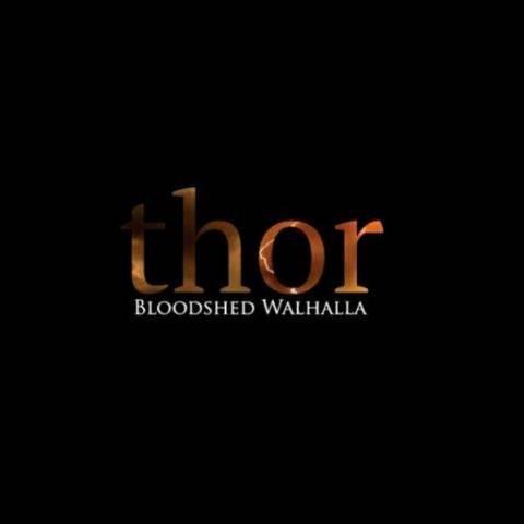 Bloodshed Walhalla - Thor album artwork, Bloodshed Walhalla - Thor album cover, Bloodshed Walhalla - Thor cover artwork, Bloodshed Walhalla - Thor cd cover
