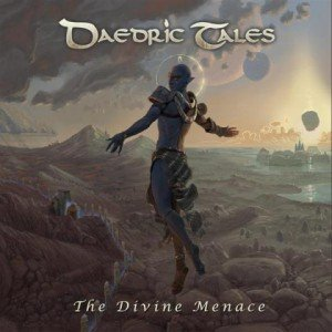 Daedric Tales - The Divine Menace album artwork, Daedric Tales - The Divine Menace album cover, Daedric Tales - The Divine Menace cover artwork, Daedric Tales - The Divine Menace cd cover
