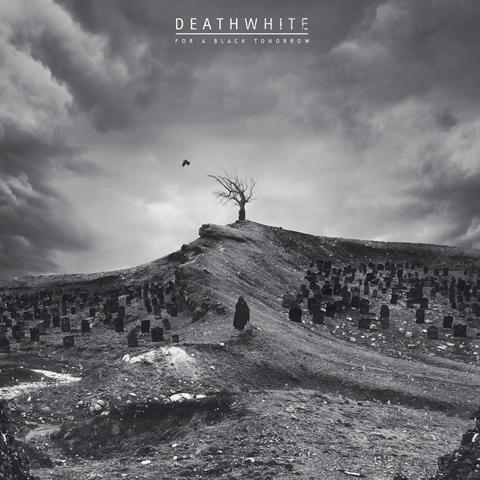 Deathwhite - For A Black Tomorrow album artwork, Deathwhite - For A Black Tomorrow album cover, Deathwhite - For A Black Tomorrow cover artwork, Deathwhite - For A Black Tomorrow cd cover