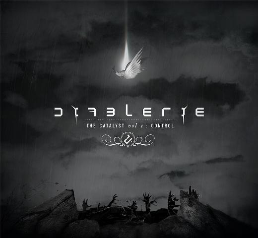 Diablerie - The Catalyst vol 1 Control album artwork, Diablerie - The Catalyst vol 1 Control album cover, Diablerie - The Catalyst vol 1 Control cover artwork, Diablerie - The Catalyst vol 1 Control cd cover