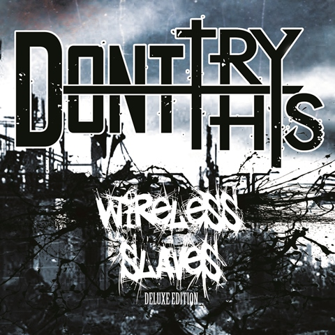 Dont Try This - Wireless Slaves album artwork, Dont Try This - Wireless Slaves album cover, Dont Try This - Wireless Slaves cover artwork, Dont Try This - Wireless Slaves cd cover