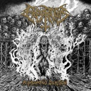 Ekpyrosis - Asphyxiating Devotion album artwork, Ekpyrosis - Asphyxiating Devotion album cover, Ekpyrosis - Asphyxiating Devotion cover artwork, Ekpyrosis - Asphyxiating Devotion cd cover