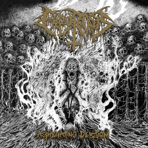Ekpyrosis - Asphyxiating Devotion album artwork, Ekpyrosis - Asphyxiating Devotion album cover, Ekpyrosis - Asphyxiating Devotion cover artwork, Ekpyrosis - Asphyxiating Devotion cd cover