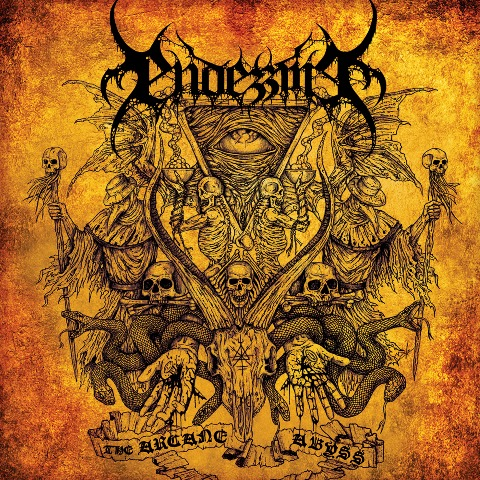 Endezzma - The Arcane Abyss album artwork, Endezzma - The Arcane Abyss album cover, Endezzma - The Arcane Abyss cover artwork, Endezzma - The Arcane Abyss cd cover
