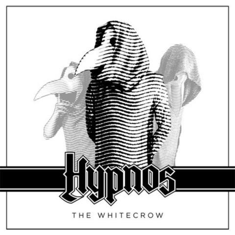 Hypnos - the whitecrow album artwork, Hypnos - the whitecrow album cover, Hypnos - the whitecrow cover artwork, Hypnos - the whitecrow cd cover