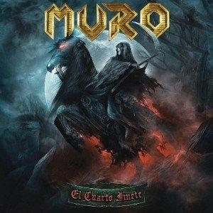 Muro - El Cuarto Jinete album artwork, Muro - El Cuarto Jinete album cover, Muro - El Cuarto Jinete cover artwork, Muro - El Cuarto Jinete cd cover