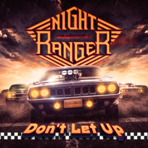 NIGHT RANGER - Dont Let Up album artwork, NIGHT RANGER - Dont Let Up album cover, NIGHT RANGER - Dont Let Up cover artwork, NIGHT RANGER - Dont Let Up  cd cover
