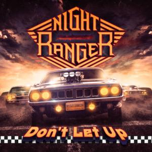 NIGHT RANGER - Dont Let Up album artwork, NIGHT RANGER - Dont Let Up album cover, NIGHT RANGER - Dont Let Up cover artwork, NIGHT RANGER - Dont Let Up  cd cover