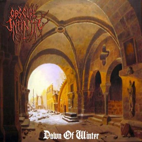 Obscure Infinity - Dawn Of Winter album artwork, Obscure Infinity - Dawn Of Winter album cover, Obscure Infinity - Dawn Of Winter cover artwork, Obscure Infinity - Dawn Of Winter cd cover