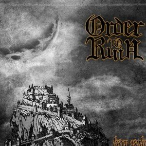 Order To Ruin - Lunar Asylum album artwork, Order To Ruin - Lunar Asylum album cover, Order To Ruin - Lunar Asylum cover artwork, Order To Ruin - Lunar Asylum cd cover