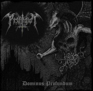 Pestlegion - Dominus Profundum album artwork, Pestlegion - Dominus Profundum album cover, Pestlegion - Dominus Profundum cover artwork, Pestlegion - Dominus Profundum cd cover