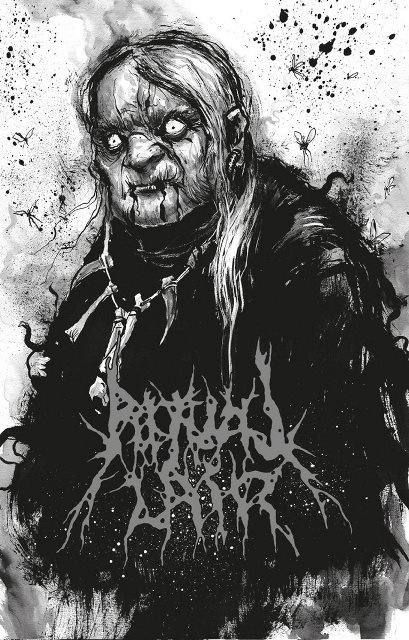 RITUAL LAIR - MOTHER OF MISERY AND ALL REPUGNANCE album artwork, RITUAL LAIR - MOTHER OF MISERY AND ALL REPUGNANCE album cover, RITUAL LAIR - MOTHER OF MISERY AND ALL REPUGNANCE cover artwork, RITUAL LAIR - MOTHER OF MISERY AND ALL REPUGNANCE cd cover