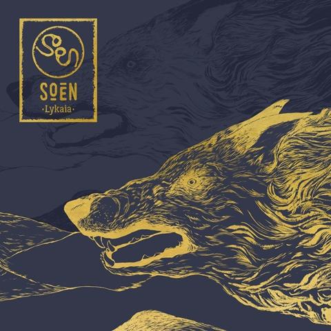 SOEN - Lykaia album artwork, SOEN - Lykaia album cover, SOEN - Lykaia cover artwork, SOEN - Lykaia cd cover