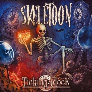 Skeletoon - Ticking Clock album artwork, Skeletoon - Ticking Clock album cover, Skeletoon - Ticking Clock cover artwork, Skeletoon - Ticking Clock cd cover