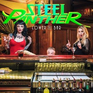 Steel Panther - Lower The Bar album artwork, Steel Panther - Lower The Bar album cover, Steel Panther - Lower The Bar cover artwork, Steel Panther - Lower The Bar cd cover