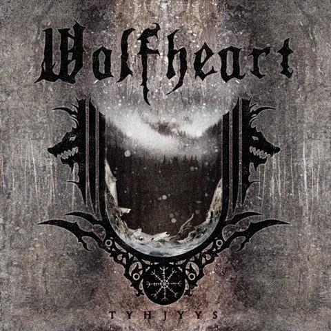 Wolfheart - Tyhjyys album artwork, Wolfheart - Tyhjyys album cover, Wolfheart - Tyhjyys cover artwork, Wolfheart - Tyhjyys cd cover