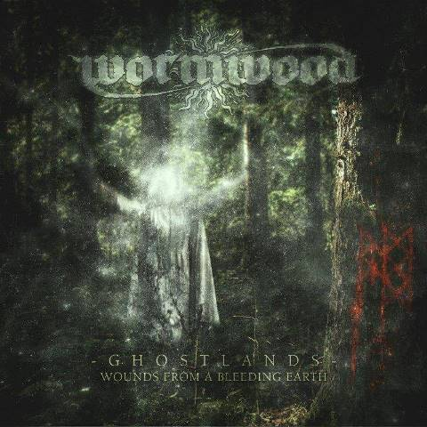 Wormwood - Ghostlands - Wounds from a Bleeding Earth album artwork, Wormwood - Ghostlands - Wounds from a Bleeding Earth album cover, Wormwood - Ghostlands - Wounds from a Bleeding Earth cover artwork, Wormwood - Ghostlands - Wounds from a Bleeding Earth cd cover