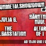 Funmetal Showdown feat. The Soul Gas Station, Altar Of I, Julia G 04.03.17 Kwadrat, Klagenfurt