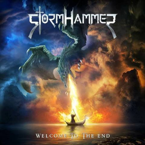 stormhammer - Welcome to the end album artwork, stormhammer - Welcome to the end cover artwork, stormhammer - Welcome to the end album cover, stormhammer - Welcome to the end cd cover