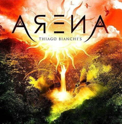 Arena - Thiago Bianchis Arena album artwork, Arena - Thiago Bianchis Arena album cover, Arena - Thiago Bianchis Arena cover artwork, Arena - Thiago Bianchis Arena cd cover