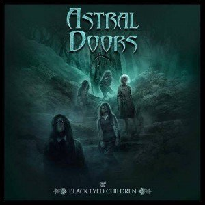Astral Doors - Black Eyed Children album artwork, Astral Doors - Black Eyed Children album cover, Astral Doors - Black Eyed Children cover artwork, Astral Doors - Black Eyed Children cd cover
