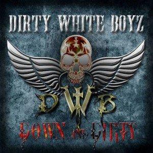 DIRTY WHITE BOYZ - Down And Dirty album artwork, DIRTY WHITE BOYZ - Down And Dirty album cover, DIRTY WHITE BOYZ - Down And Dirty cover artwork, DIRTY WHITE BOYZ - Down And Dirty cd cover
