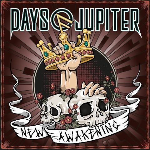 Days Of Jupiter – New Awakening album artwork, Days Of Jupiter – New Awakening album cover, Days Of Jupiter – New Awakening cover artwork, Days Of Jupiter – New Awakening cd cover