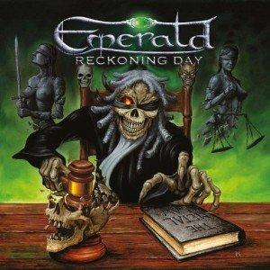 EMERALD - Reckoning Day album artwork, EMERALD - Reckoning Day album cover, EMERALD - Reckoning Day cover artwork, EMERALD - Reckoning Day cd cover
