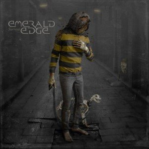 Emerald Edge - Surreal album artwork, Emerald Edge - Surreal album cover, Emerald Edge - Surreal cover artwork, Emerald Edge - Surreal cd cover