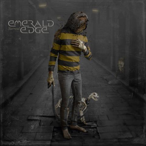 Emerald Edge - Surreal album artwork, Emerald Edge - Surreal album cover, Emerald Edge - Surreal cover artwork, Emerald Edge - Surreal cd cover